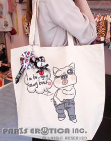 TOTE BAG - SEXY PURIN