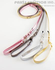 METALLIC LEASH (L)