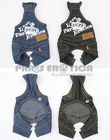 PE CROWN OVERALLS