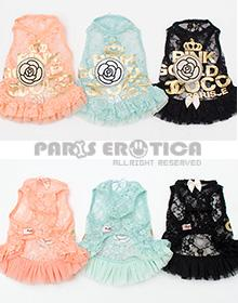 PG CAMELLIA LACY TANK