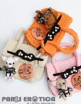 PARIERO Amigurumi Bag [受注限定]