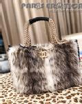 受注限定 REI Fur Bag for Owners